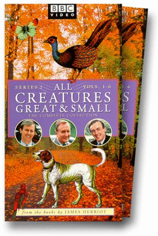 All Creatures Great and Small, Series 2, Vols. 1-6 [VHS] (Jack Of All Trades compare prices)
