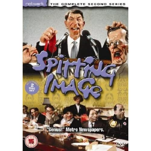 Spitting Image   Series 2 (1985) [DVDRip (Xvid)] preview 0