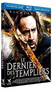 Le Dernier des templiers [Blu-ray]