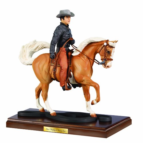 Breyer Elvis and Rising Sun: Harmony on Horseback