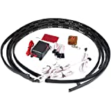 "Docooler 7 Color LED Under Glow Car Underbody Neon Strip Lights Kit 2x 36"" & 2x 48"" with Wireless Remote Controller"