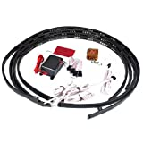 "7 Color LED Under Glow Car Underbody Neon Strip Lights Kit 2x 36"" & 2x 48"" with Wireless Remote Controller"