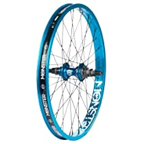 "Redline Monster BMX Rear Wheel - 20"" x 1.75, 36H, Singlespeed, 14mm Axle, Blue"