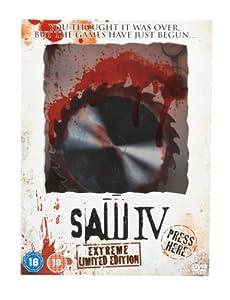 Saw 4 - Limited Motorised Edition' [DVD]