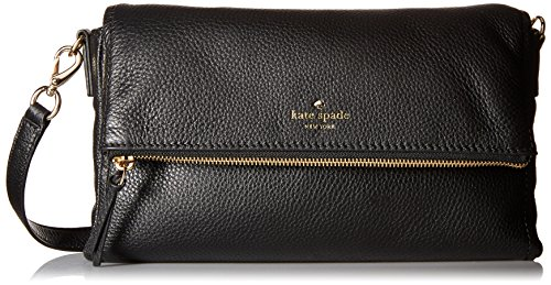 kate spade new york Cobble Hill Marsala Convertible Cross Body Bag, Black, One Size (New York In A Bag compare prices)