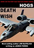 img - for HOGS #6 Death Wish (Jim DeFelice's HOGS First Gulf War series) book / textbook / text book