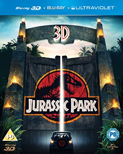 Jurassic Park (3d+2d+Uv) [Blu-ray] [Import]