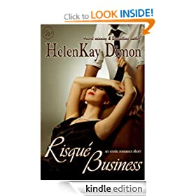 Risque Business (Contemporary Erotic Romance)