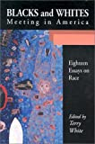 img - for Blacks and Whites Meeting in America: Eighteen Essays on Race book / textbook / text book