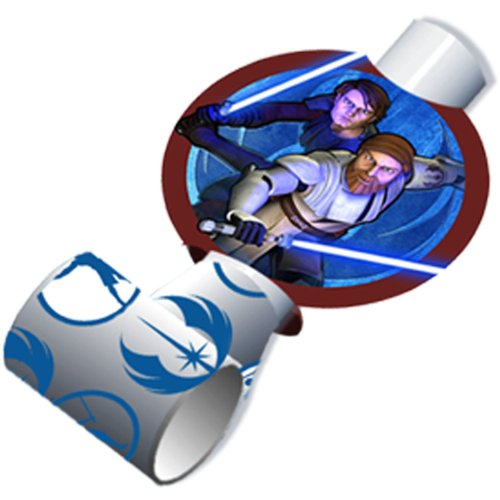 Clone Wars Birthday Party Supplies - Blow Out