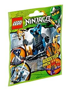 Lego Ninjago Mezmo - 9555