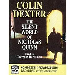The Silent World of Nicholas Quinn  Complete & Unabridged