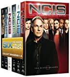 51AZRO9DX%2BL. SL160  NCIS: Seasons 1 6 Reviews