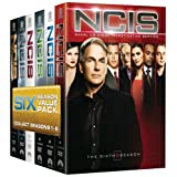 NCIS: Seasons One - Six ~ Mark Harmon