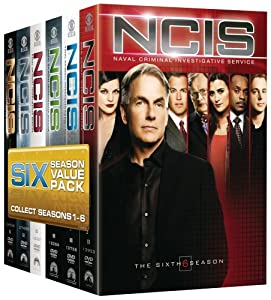 Ncis S1-6  Six Season Pack