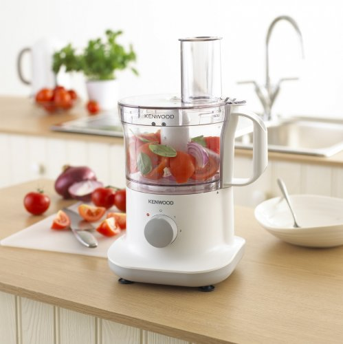 Kenwood Fpp230 Multipro Compact Food Processor, 220 To 240-Volt, Non-Usa Compliant