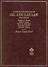 Lowe Anderson Smith Pierce and Kulanders Cases and Materials by Lowe