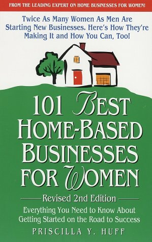 Image for 101 Best Home-Based Businesses for Women, Revised 2nd Edition