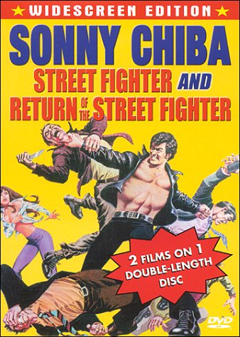 Street Fighter & Return of Street Fighter [DVD] [Region 1] [US Import] [NTSC]