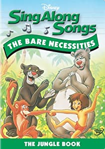 Sing-Along Songs - The Bare Necessities by Walt Disney Home Entertainment