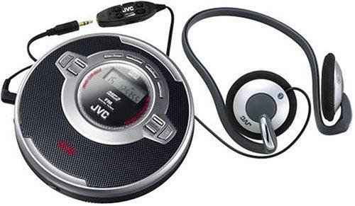 Jvc Xl-Pr3 Portable Mp3 / Cd Player With Fm Tuner