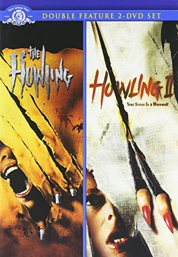 The Howling / Howling II: Your Sister is a Werewolf (Double Feature 2-DVD Set) by MGM (Howling Ii compare prices)