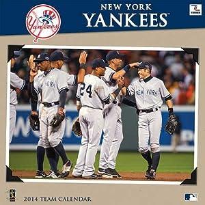 New York Yankees - 2014 Calendar