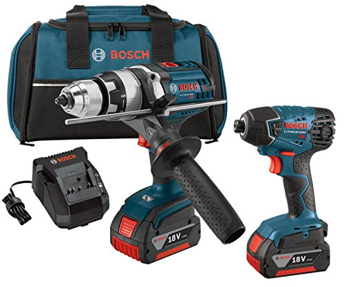 Bosch-CLPK222-181-18-volt-Lithium-Ion-2-Tool-Combo-Kit-with-12-Inch-Hammer-DrillDriver-and-14-Inch-Hex-Impact-Driver