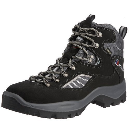 Berghaus MENS Explorer Trek Black 80022 B50 9.5 UK