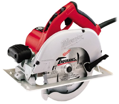 Milwaukee-6391-21-15-Amp-7-14-Inch-Circular-Saw-with-Blade-on-Left