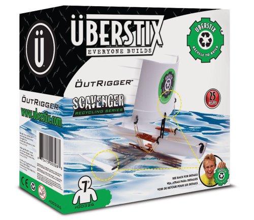 Uberstix Scavenger Outrigger 25 Piece Set