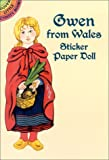 Gwen from Wales Sticker Paper Doll (Dover Little Activity Books) (048641843X) by Allert, Kathy