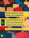 img - for Comparative Government and Politics: An Introduction by Hague. Rod ( 2013 ) Paperback book / textbook / text book