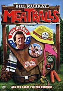 Amazon.com: Meatballs (Special Edition): Bill Murray ...