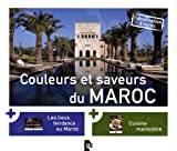 echange, troc Patricia Masso - Couleurs et saveurs du Maroc : Coffret en 3 volumes
