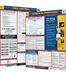 Osha4less Oklahoma State and Federal Labor Law Poster (OK-CB)