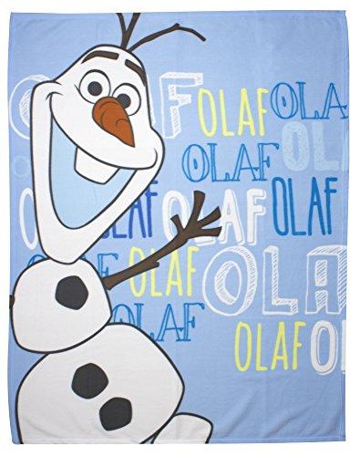 character-world-disney-frozen-olaf-fleece-blanket