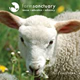 img - for Farm Sanctuary Rescued Animals 2010 Wall Calendar book / textbook / text book