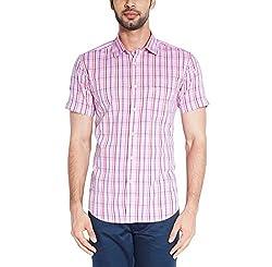 ColorPlus Medium Red Men's Shirt