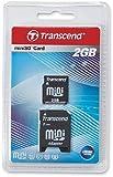 Transcend TS2GSDM 2GB Mini-Secure Digital Card