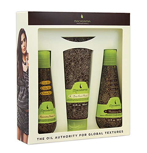 Olio di macadamia Macadamia Natural Replenish e ripristinare Mini Set