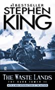 The Dark Tower III: The Waste Lands by Stephen King cover image