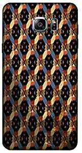 Timpax Protective Hard Back Case Cover Full access to all features. ports of the device including microphone, speaker, camera and all buttons. Printed Design : Colourful Pattern.Precisely Design For : Samsung Galaxy Note 5 ( N920G )