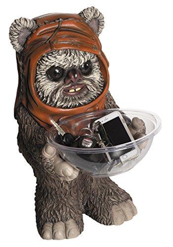 Rubie's Costume 68504 Star Wars Classic Ewok Candy Bowl Holder Statue