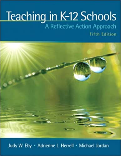 teaching in k-12 schools book cover
