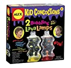 ALEX® Toys - Experimental Play Kid Concoctions 2 Bubbling Lava Lamps -Science Kit 969
