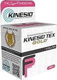Kinesio Tex Gold, Red, 2 inch X 16.4 feet