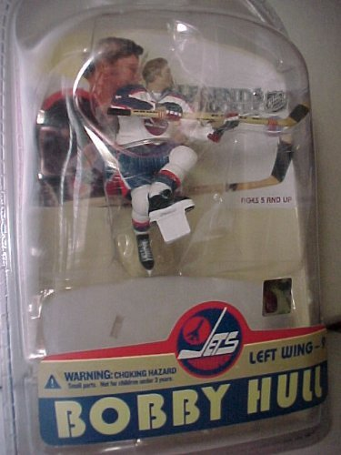 Bobby Hull Jets Winnipeg Left Wing - 9 2008 Legends of Hockey - 1