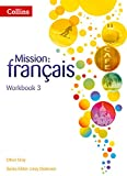 img - for Mission: Fran ais   Workbook 3 (Mission: Francais) book / textbook / text book