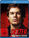 Dexter - Season 3 [Blu-ray] [Import allemand]